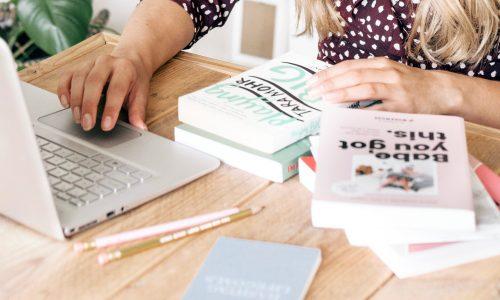 Shelley Barendregt ondernemers boeken